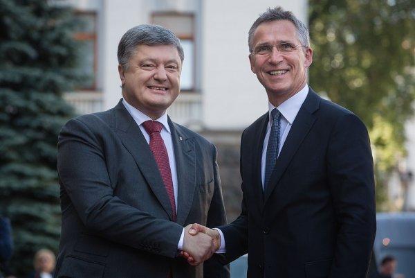 Порошенко считает ассоциацию Украины с Евросоюзом победой над Россией