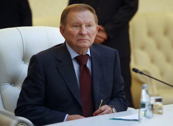 Кучма обвинил Россию в подстрекательстве на разрыв минских отношений
