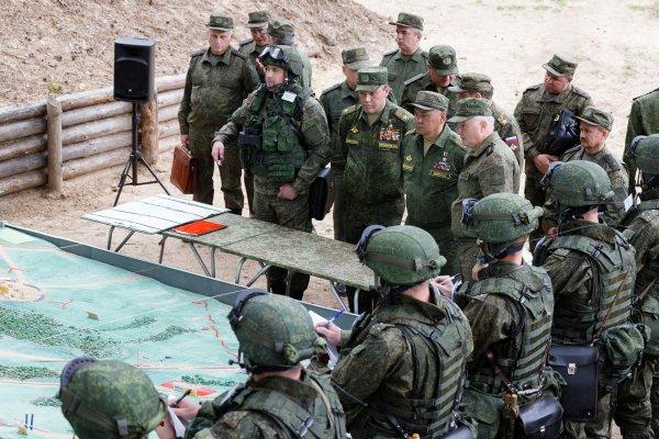 Минобороны планирует проводить крупные военные учения каждые 5 лет