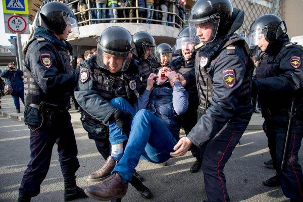 Москалькова предложила полиции носить видеорегистраторы на митинги
