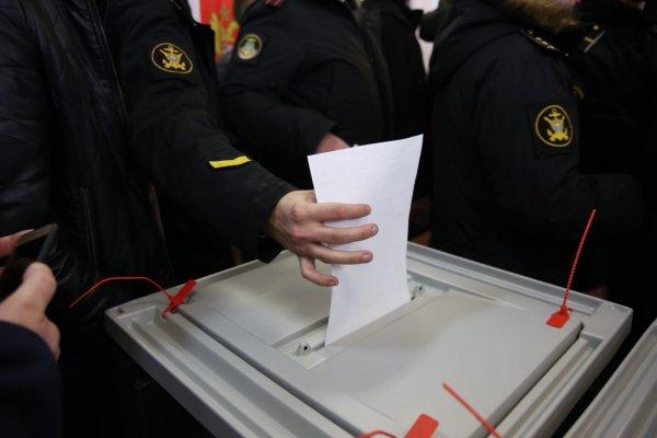 Во Владивостоке на 13 участках отменили результаты выборов