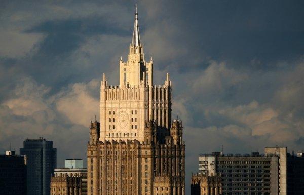 Посла Израиля вызвали в МИД РФ в связи с крушением в Сирии Ил-20