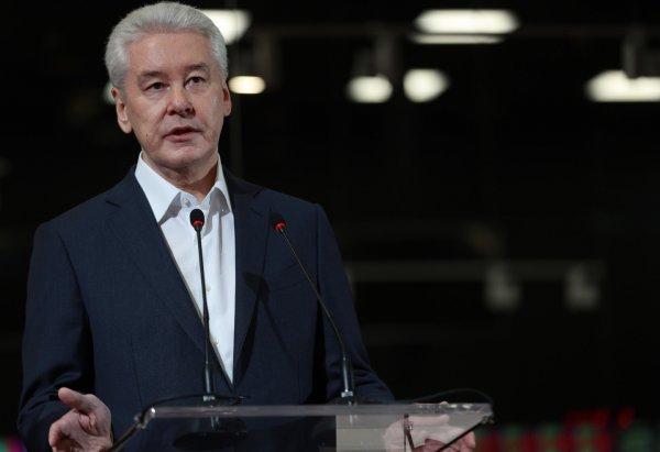 Собянин официально вступил в должность мэра Москвы