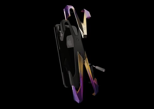 Суперпрочные титановые чехлы для iPhone XS и XS Max оказались дороже флагманов