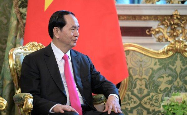 Скончался президент Вьетнама Чай Дай Куанг