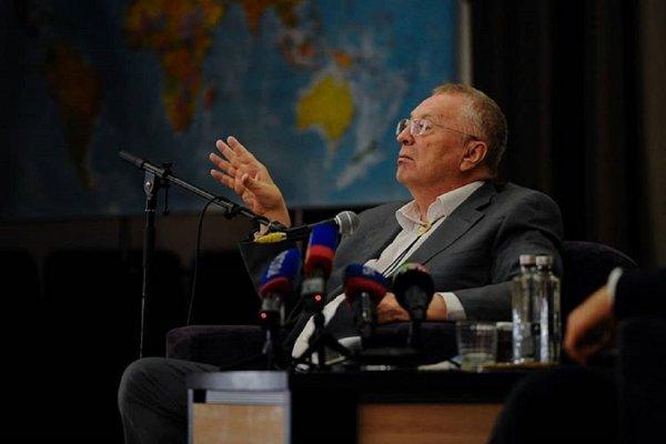 В СБУ хотят допросить Жириновского 27 сентября
