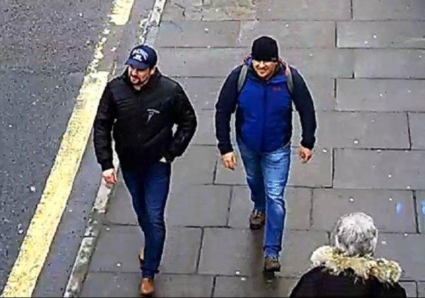 «Коварные русские»: Блогер высмеял расследование Британии о Боширове и Петрове