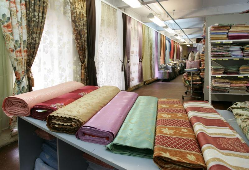 Магазин текстиля для дома