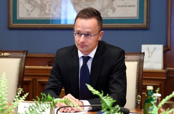 Главу МИД Венгрии внесли в базу украинского сайта «Миротворец»