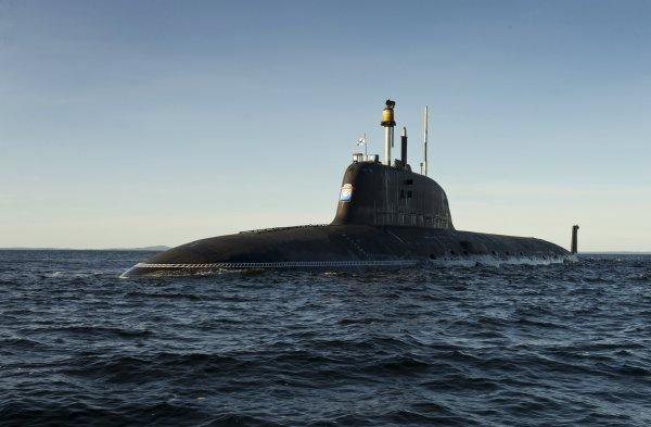 Подводная лодка «Казань» признана самым опасным врагом американского флота