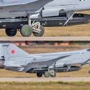 У МиГ-31 появилась противоспутниковая ракета