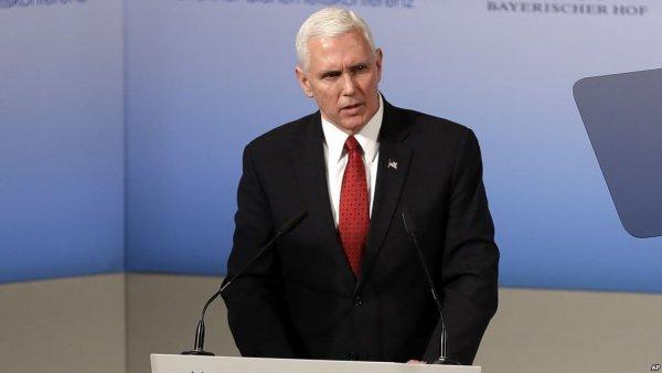 Майк Пенс: «Вмешательство» РФ меркнет на фоне действий Китая в США