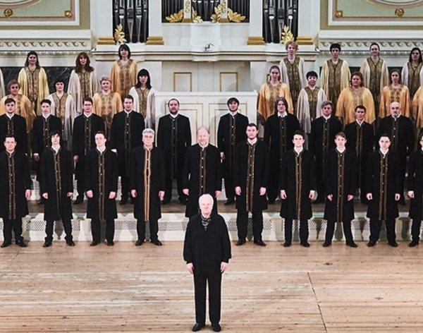 Капелла Петербурга отправится на гастроли в Словакию и Австрию