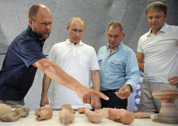 Путин раскрыл секрет, откуда он берет энергию для работы