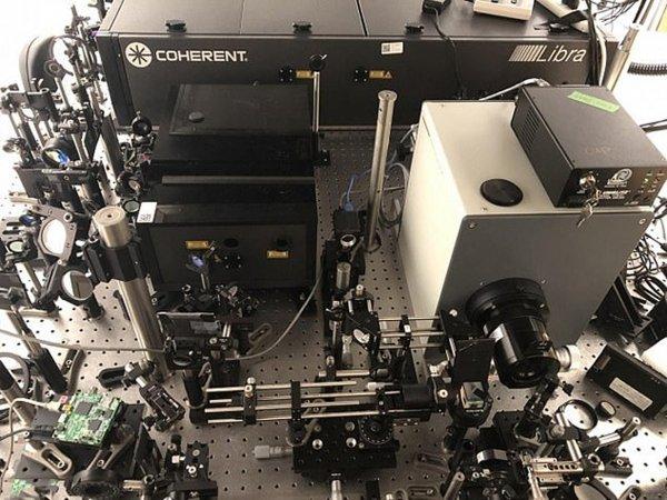 Создана самая быстрая камера в мире, снимающая 10 триллионов кадров в секунду