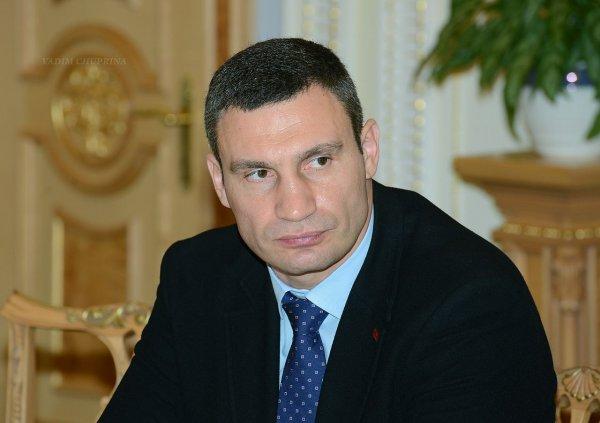 Кличко ратует за отказ от центрального горячего водоснабжения в Киеве