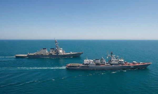Лавров подчеркнул невозможность проведения учений НАТО в Азовском море