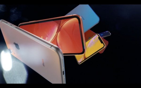 Эксперт: IPhone XR будет продаваться на 50% лучше, чем iPhone 8 и iPhone 8 Plus
