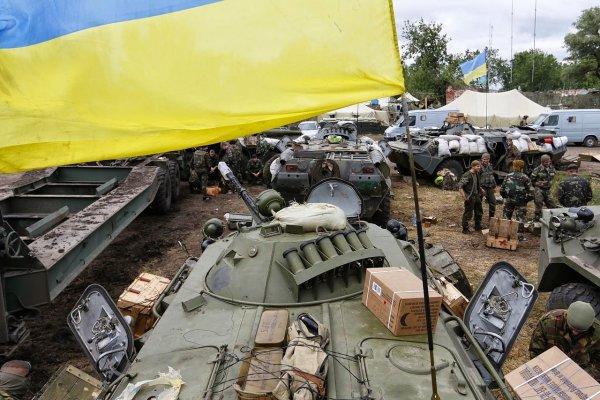 ДНР: Ополченцам удалось сбить ударный беспилотник украинской армии