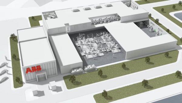 ABB создаст в Китае фабрику, где роботы будут делать роботов