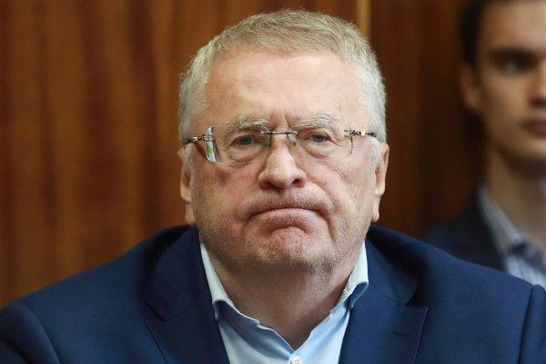 Жириновский согласился, что из-за войны с Украиной русские «захлебнутся в крови»