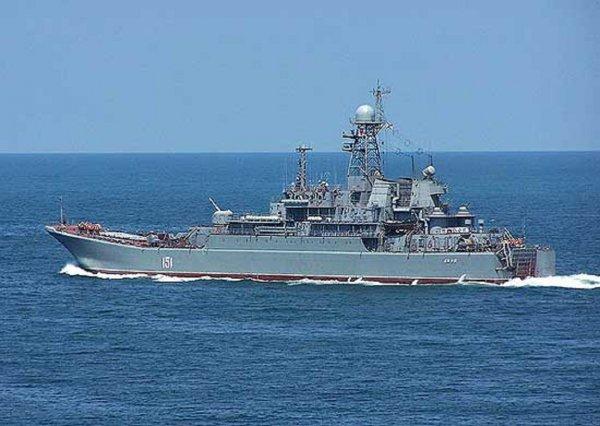 Украинский депутат пообещал уничтожить российский флот в Азовском море за пять минут