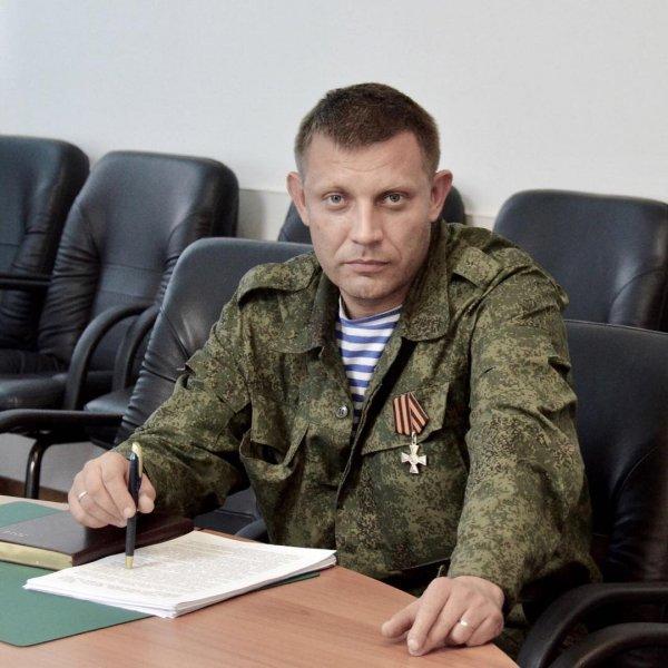Врио главы ДНР сообщил о задержании подозреваемых в убийстве Захарченко