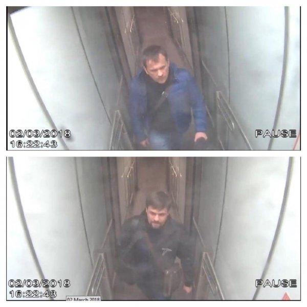 Захарова указала на нестыковки в фото подозреваемых в «деле Скрипалей»