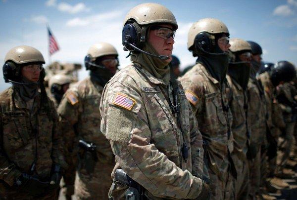 США готовится к удару России по «американским» территориям в Сирии