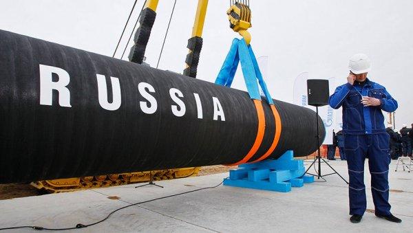 Эксперт назвал заявления Украины по поводу «Северного потока-2» игрой на публику