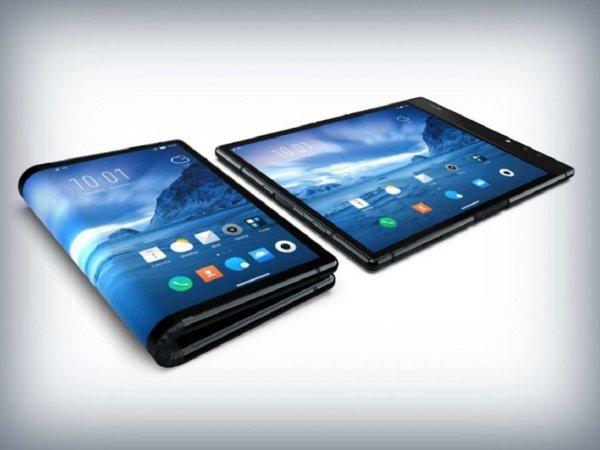 Samsung намекает на скорую презентацию первого гибкого смартфона Galaxy F