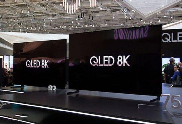 Samsung в ноябре выпустит в России телевизоры на базе ИИ