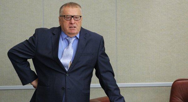 Жириновский внесёт на рассмотрение вопрос о замене названий глав регионов