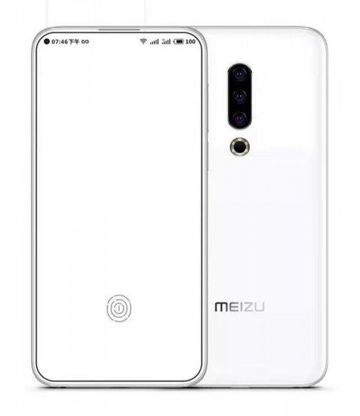 Meizu 16S с тройной камерой и лучшей оптикой будет доступен за 33500 рублей – инсайдеры