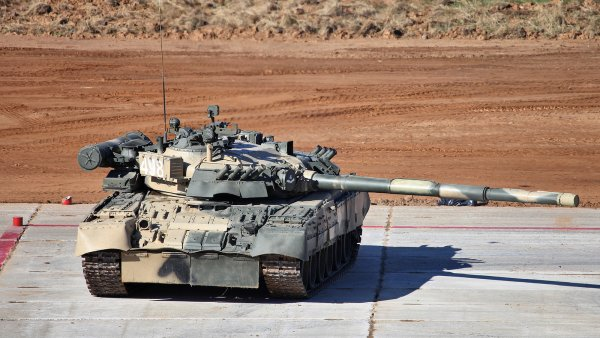 Западные эксперты оценили модернизацию танка Т-80