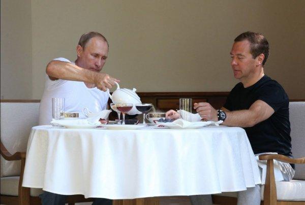 ФАС проверит рекламный ролик Bork с участием Владимира Путина