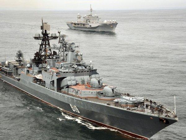 Россия собирается экспортировать корабли с ракетами «Калибр»