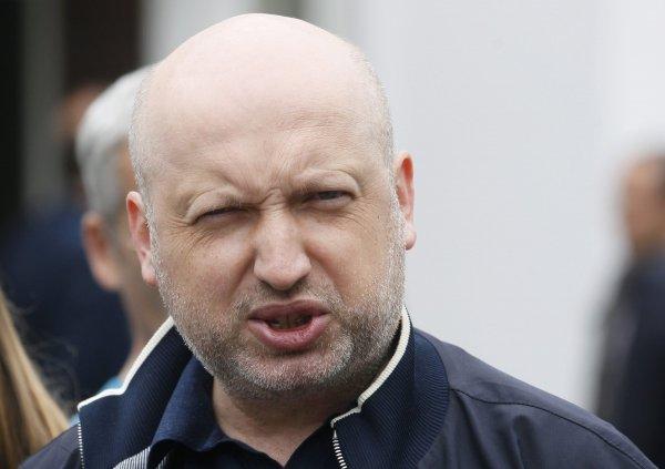 Турчинов увидел новую угрозу для Украины со стороны России