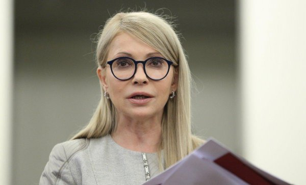 Юлия Тимошенко рассказала, что держит экономику Украины на плаву