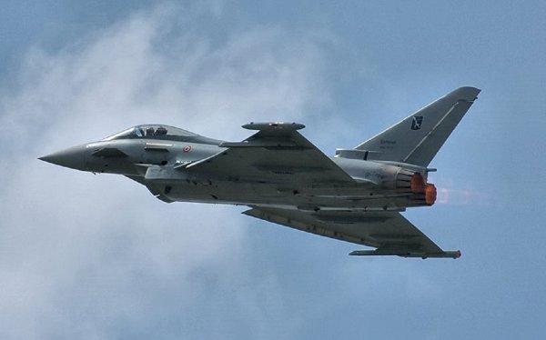 Глава ВВС Эстонии: Выпущенная истребителем Испании ракета могла упасть в России