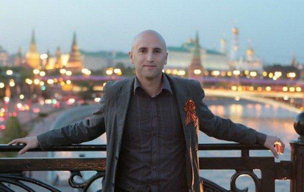 Журналиста Грэма Филлипса задержали у грузинского посольства в Лондоне