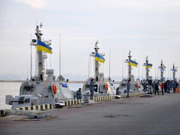 ВМС Украины признали невозможность военного паритета с Россией