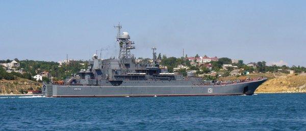 Украина опасается блокады Азовского побережья