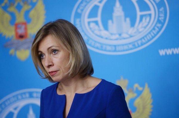 Официальный представитель МИД: Россия готовит зеркальные санкции против США