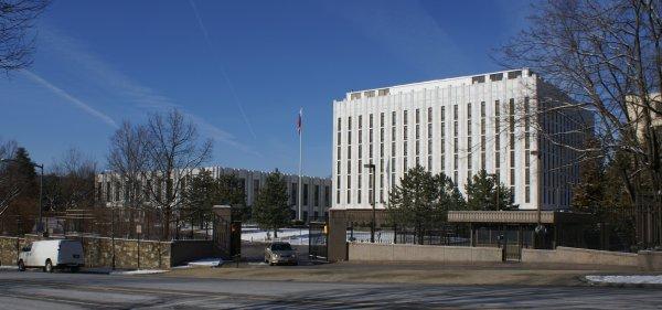 Посольство РФ в США пошутило над заявлением Вашингтона о создании космических войск