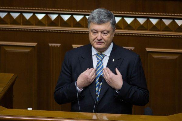Порошенко понадеялся поднять флаг Украины над Ялтой и Крымом