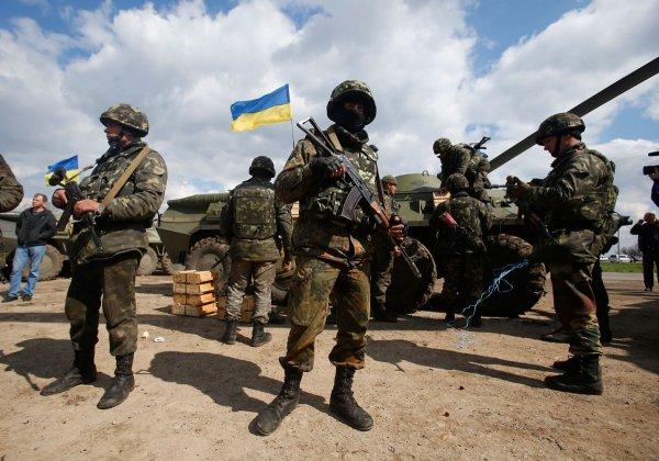 На Украине задержали «российского шпиона»