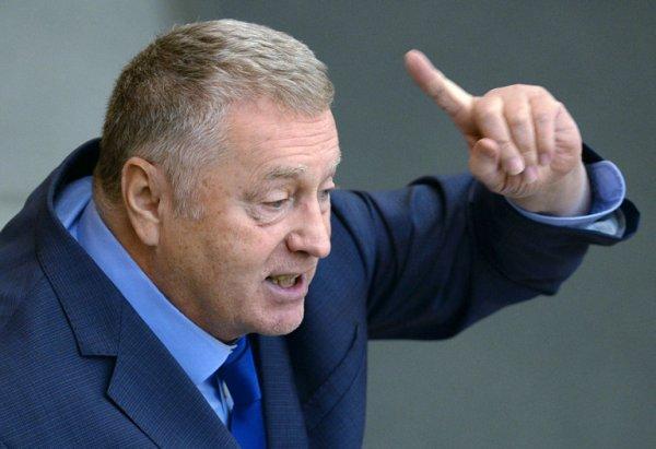 Жириновский поддержал идею об изъятии сверхдоходов у промышленников