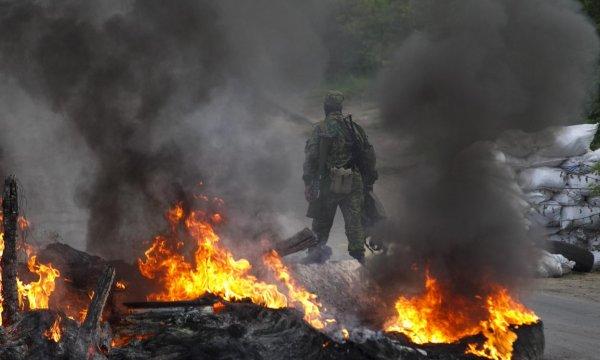 Француз-доброволец рассказал о найденных ценностях на Донбассе