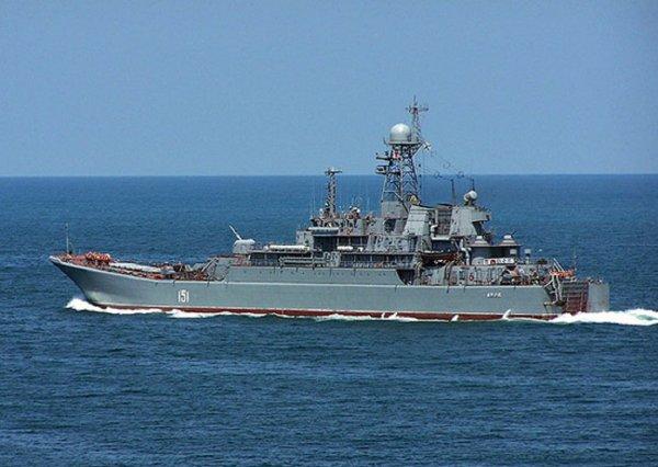 Украинский генерал подозревает Россию в желании «дойти до Днепра»